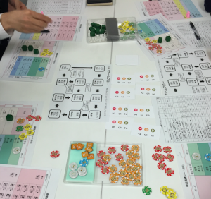 財務研修 ゲーム