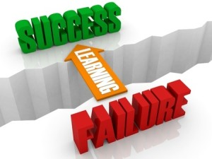 行為・失敗を通した学習