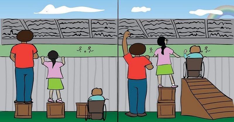平等と公平の違い