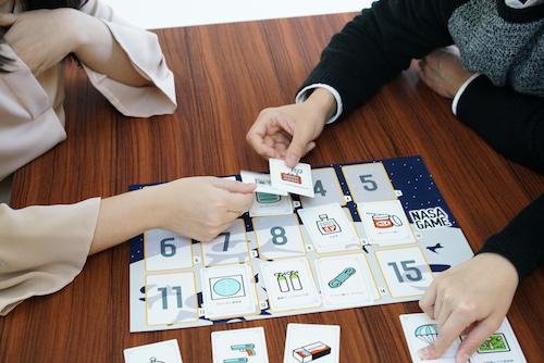 ビジネスゲーム